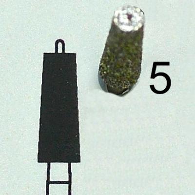 Fraise diamantée 5