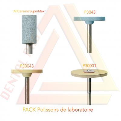 Pack Laboratory polishers